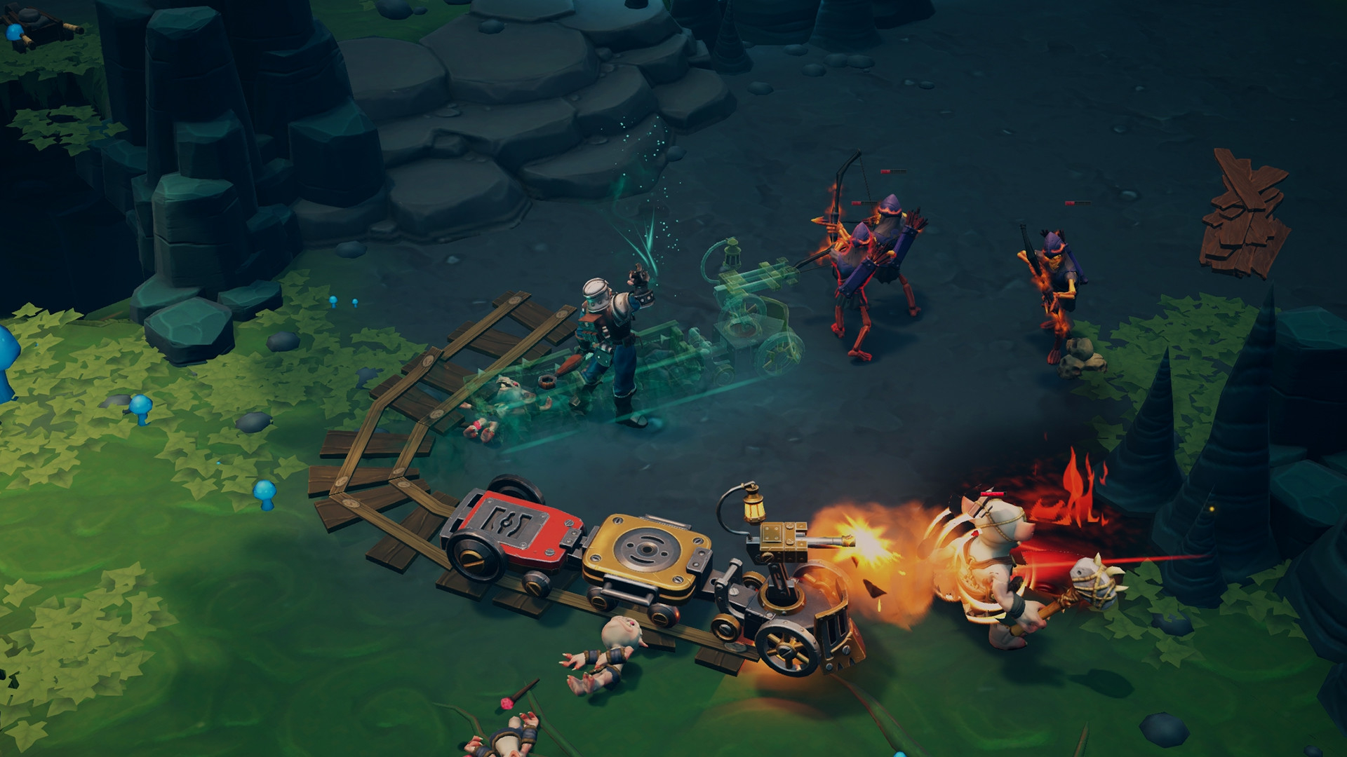 torchlight, Echtra Games, PC, PS4, Xbox One