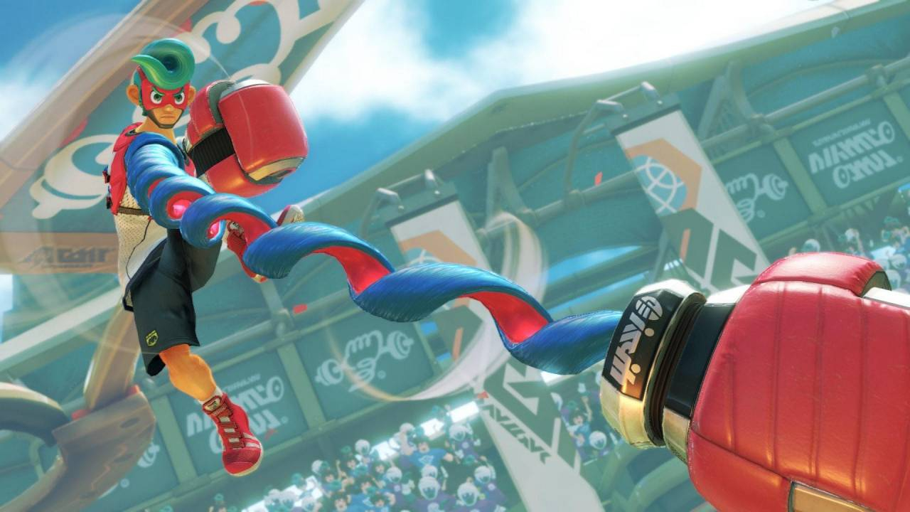 Super Smash Bros. Ultimate Arms Fighter Reveal is Next Week