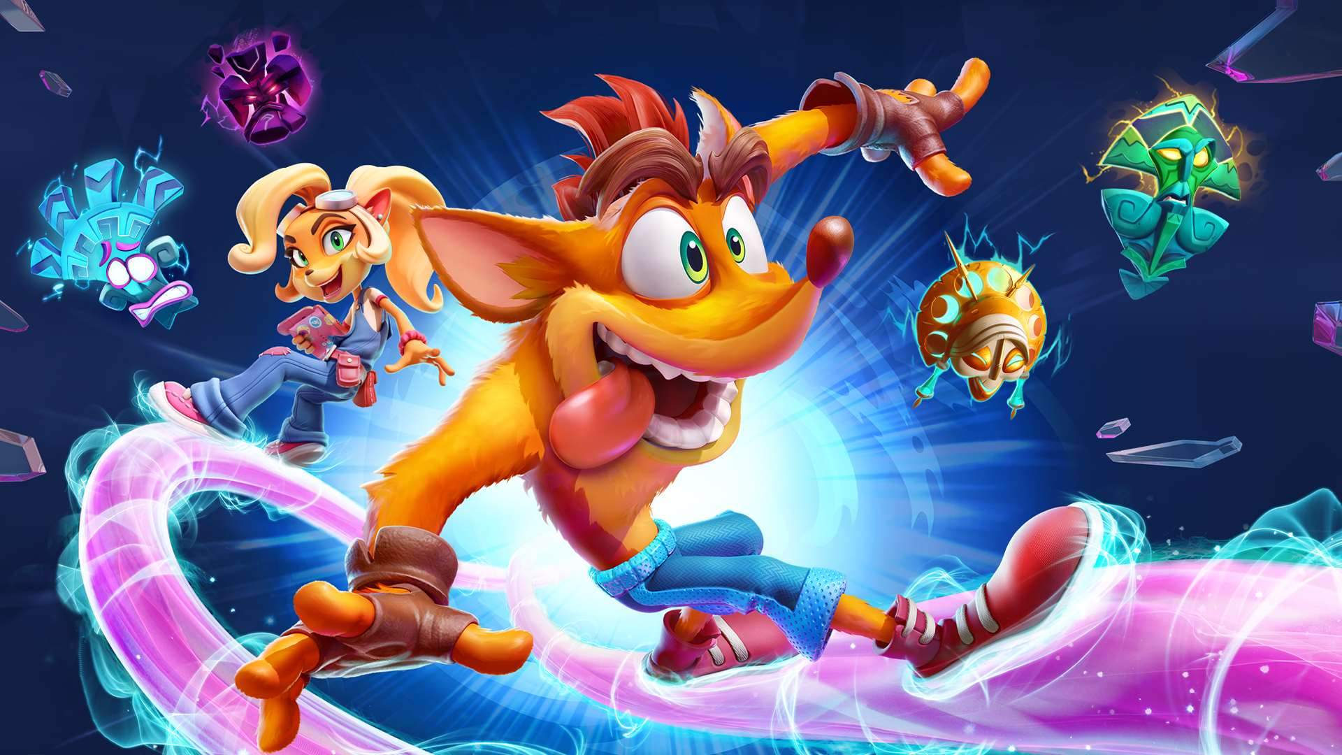 Crash Bandicoot 4: It's About Time Switch Edition Possibly Leaked