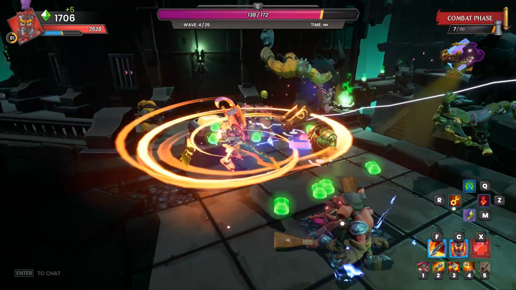 Dungeon Defenders Awakened Review - A Heroic Revisiting