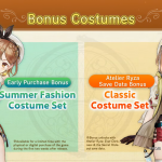 Atelier Ryza 2 Lost Legends and the Secret Fairy gameplay trailer special movie bonus costumes