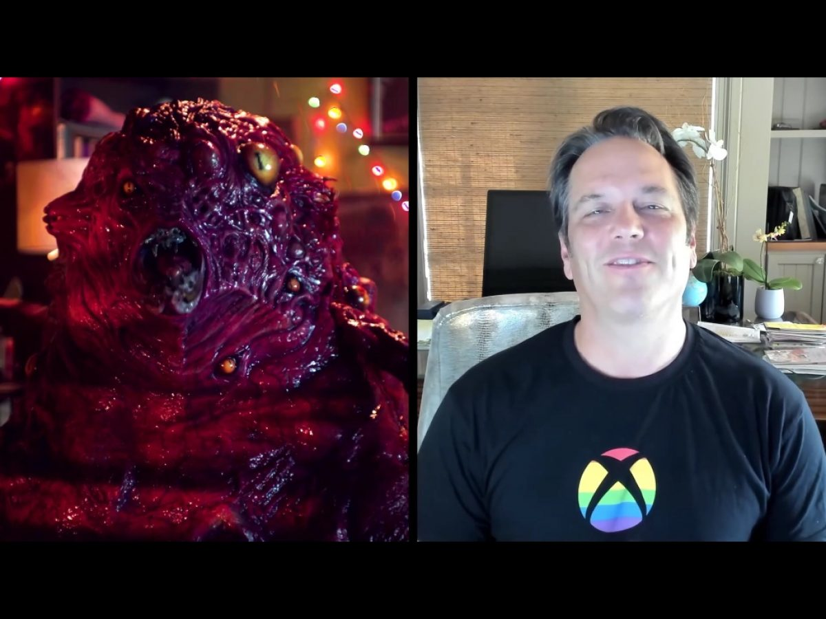 Carrion Gets A Grotesque Trailer From Xbox S Phil Spencer And A