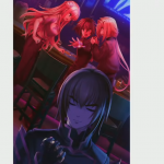 Muv-luv Expo Muv Luv Unlimited The Day After Episode 04 new artwork 2