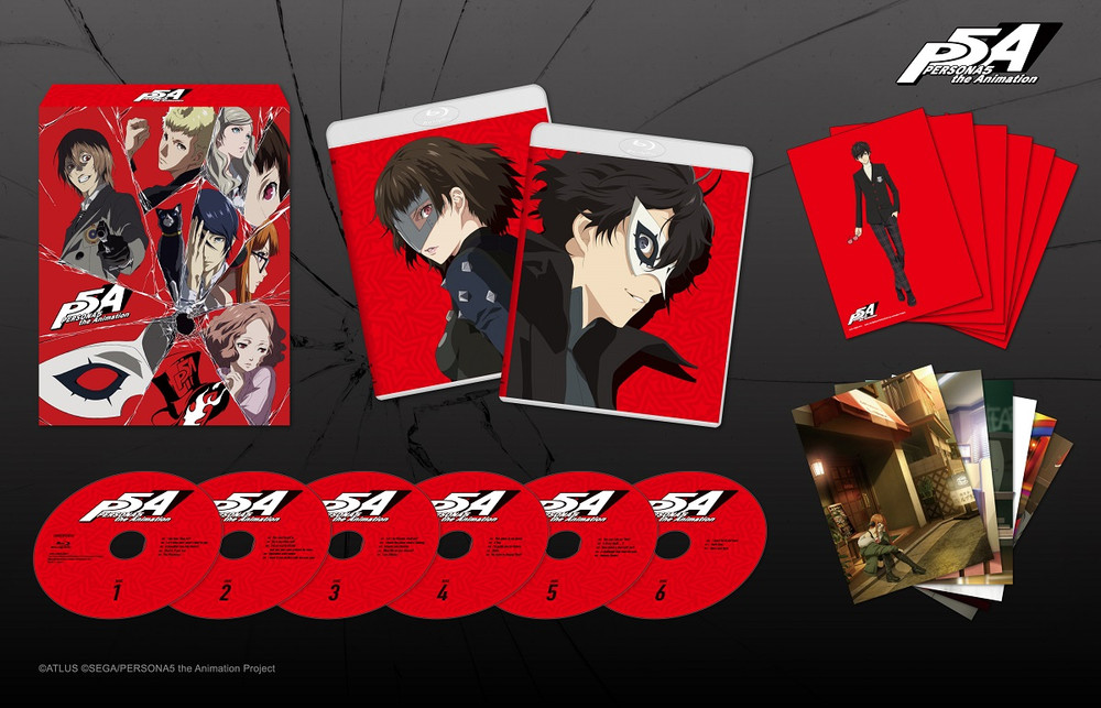 Atlus, Atlus West, P5, Persona, Persona 5, Persona 5 Royal, PlayStation, PlayStation 4, pr5, PS4, Sega, Sony, persona 5 the animation, persona 5 anime, p5 anime