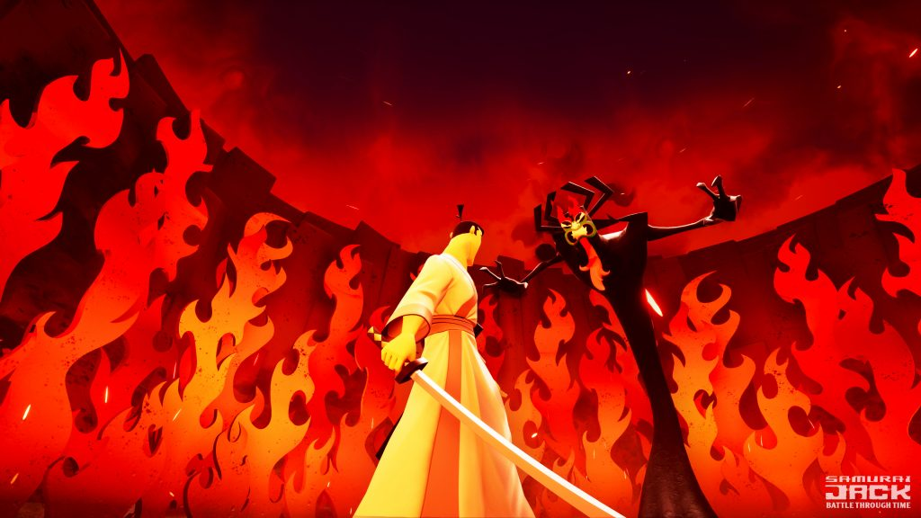 Go Back to The Past With This Samurai Jack: Battle Through Time Collector's Edition