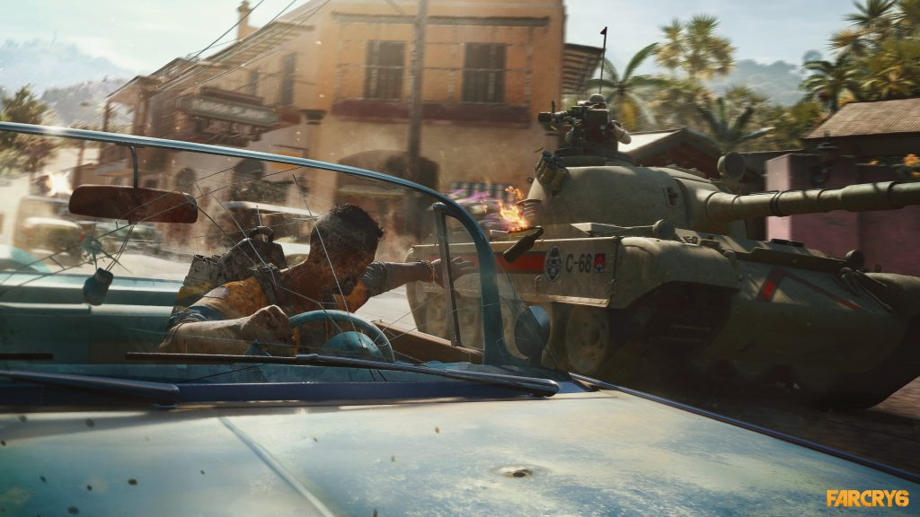 Far Cry 6 Will Be Featuring Third-Person Cutscenes