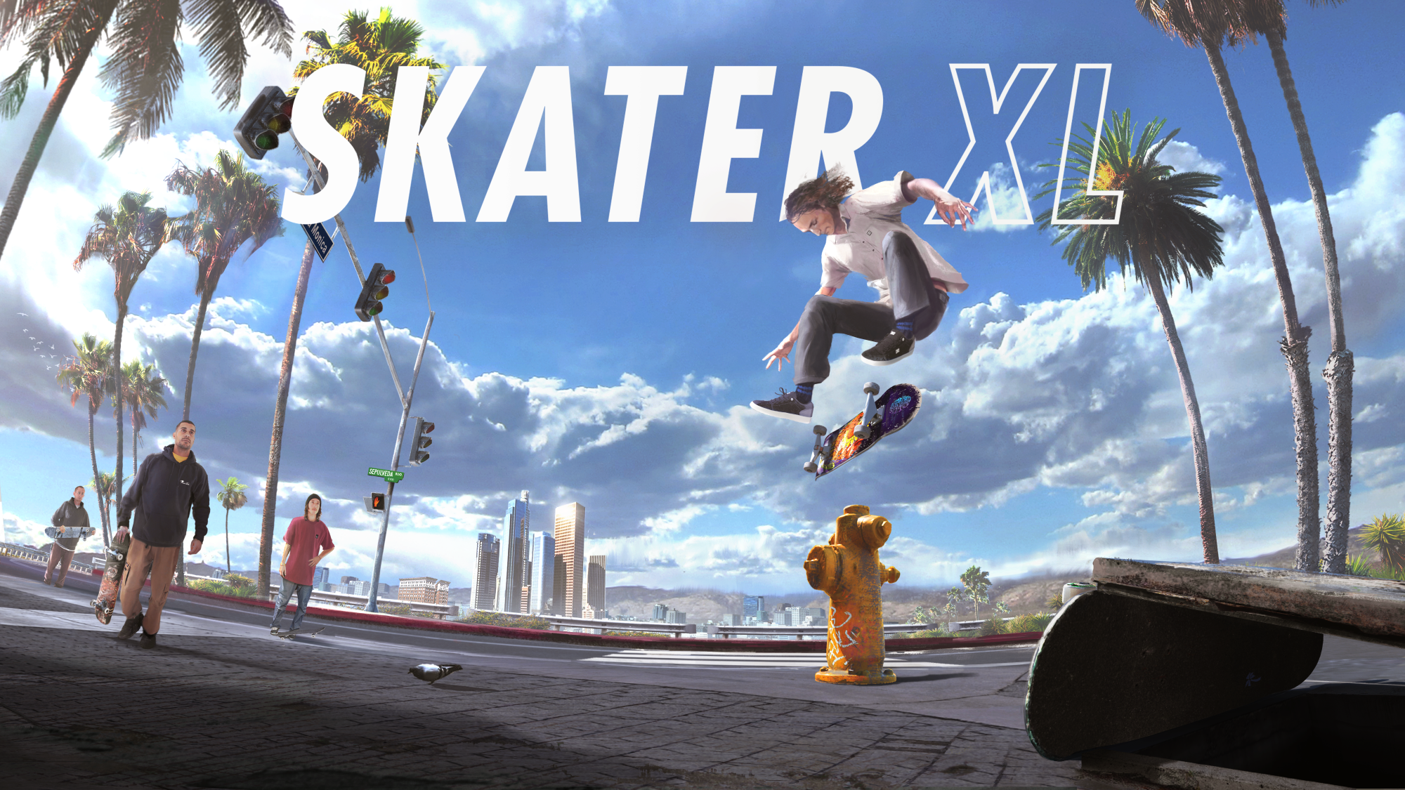 Skater XL Review — Ride Like the Wind, Straining the Limits