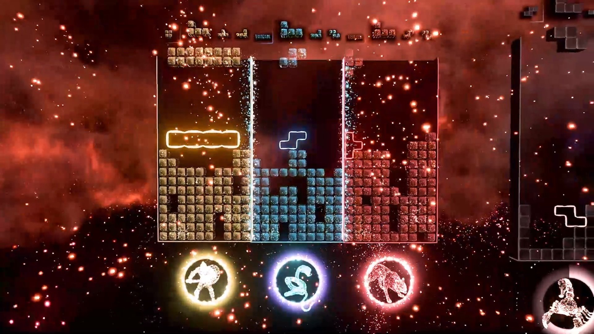 Tetris Effect Connected Revealed for Xbox One and Series X