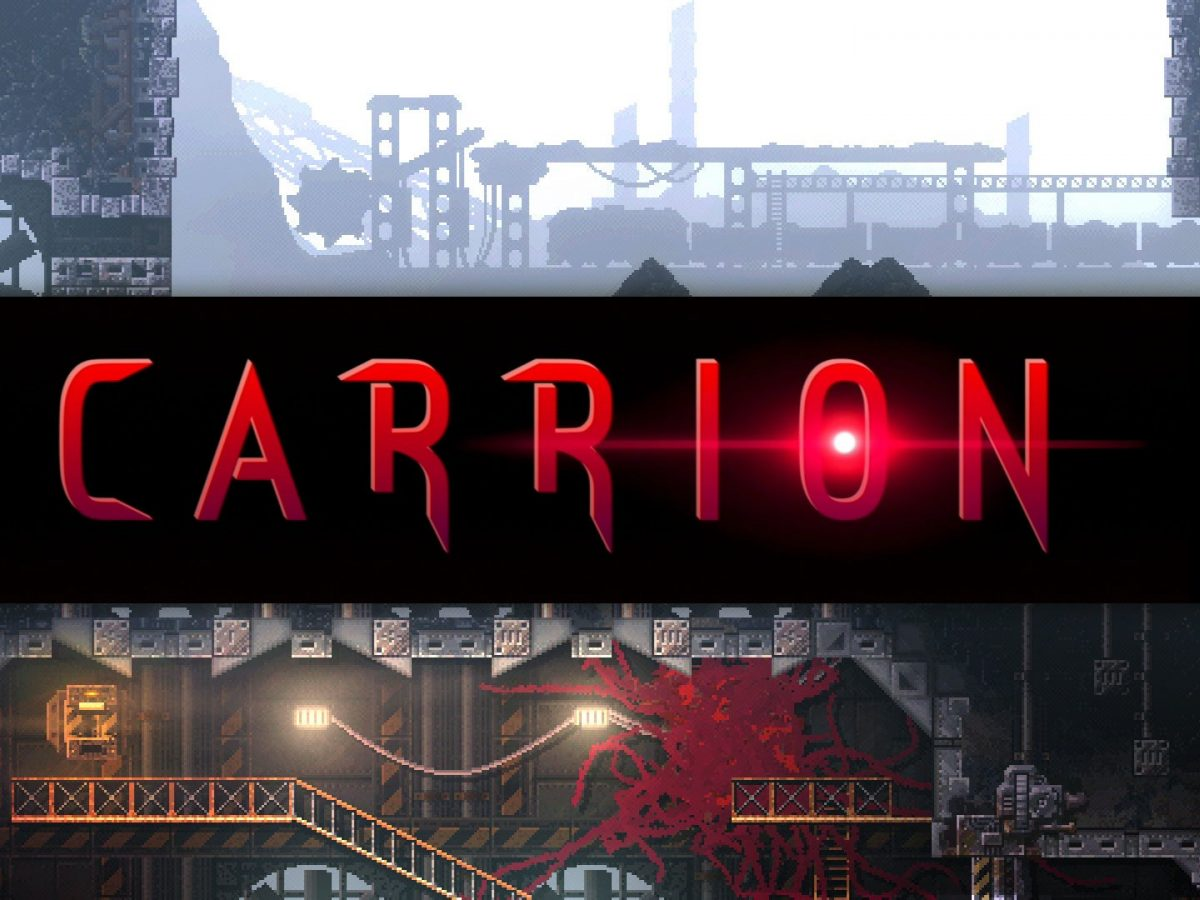 Carrion Is Out Tomorrow And Here Is The Launch Trailer