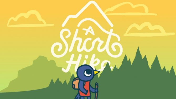 A Short Hike, Nintendo Switch, video games, PC