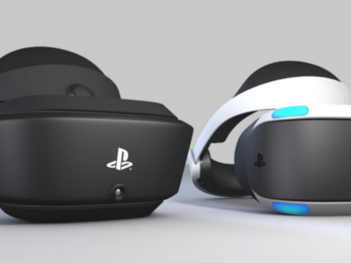 Ps5 Next Gen Psvr Headset Is Already In The Works