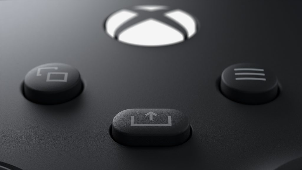 Xbox Series X controller Xbox Series S Story feature