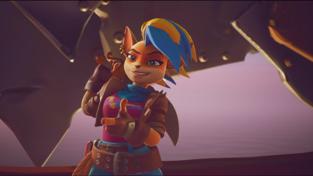 Tawna is The Final New Playable Character in Crash Bandicoot 4: It's About Time