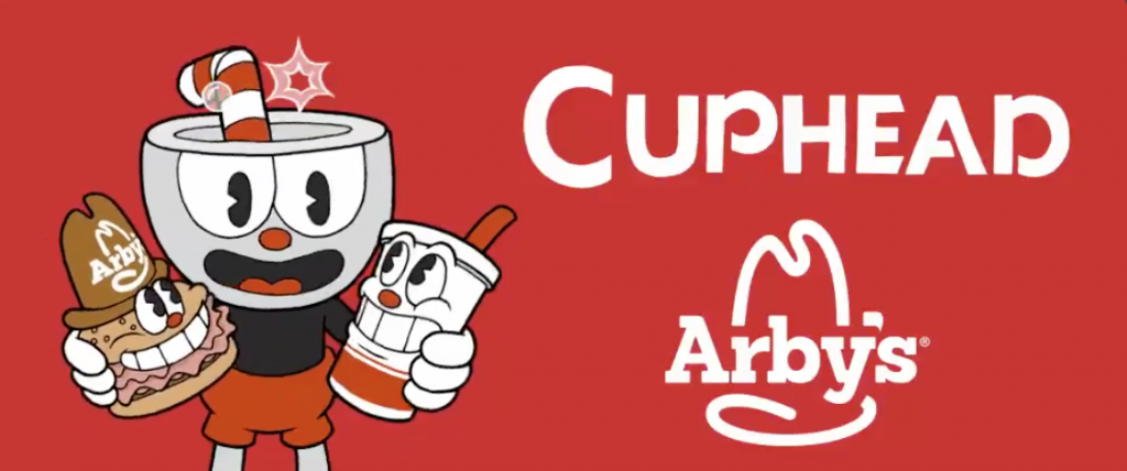 Cuphead Toys Have Now Strangely Come to Arby's Restaurants