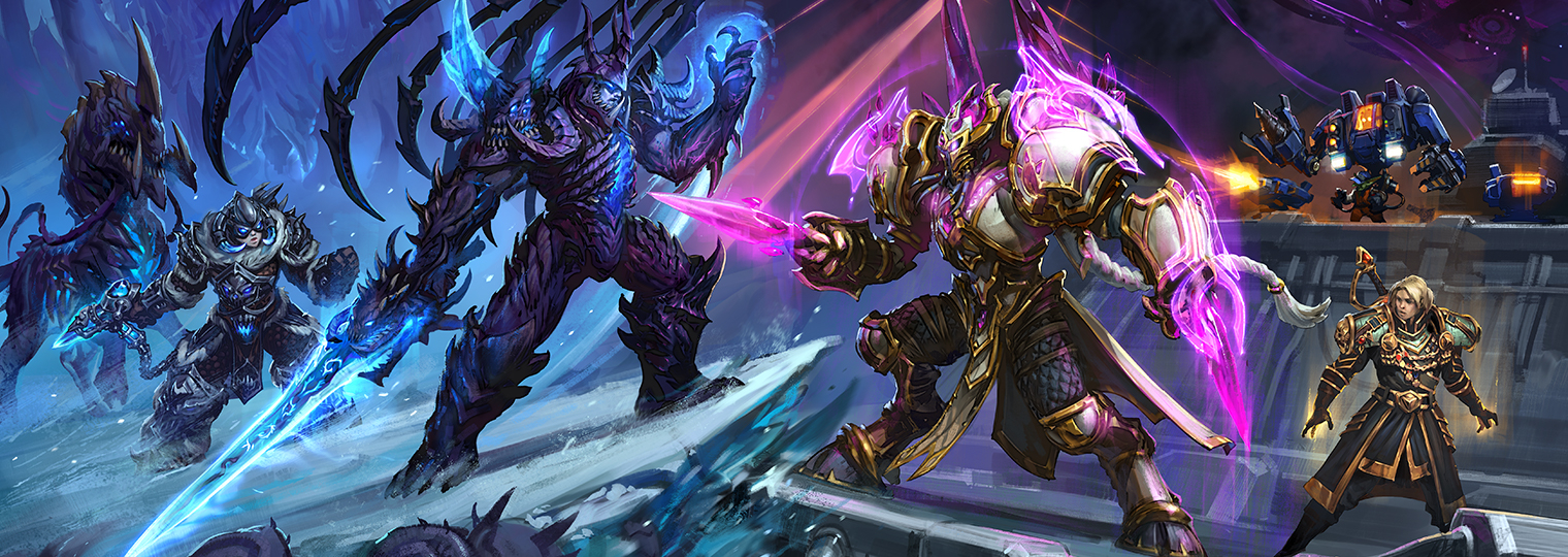 Heroes of the Storm, Blizzard