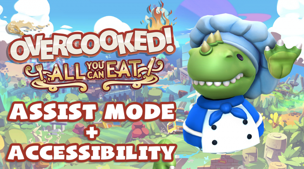 Overcooked Accessibility