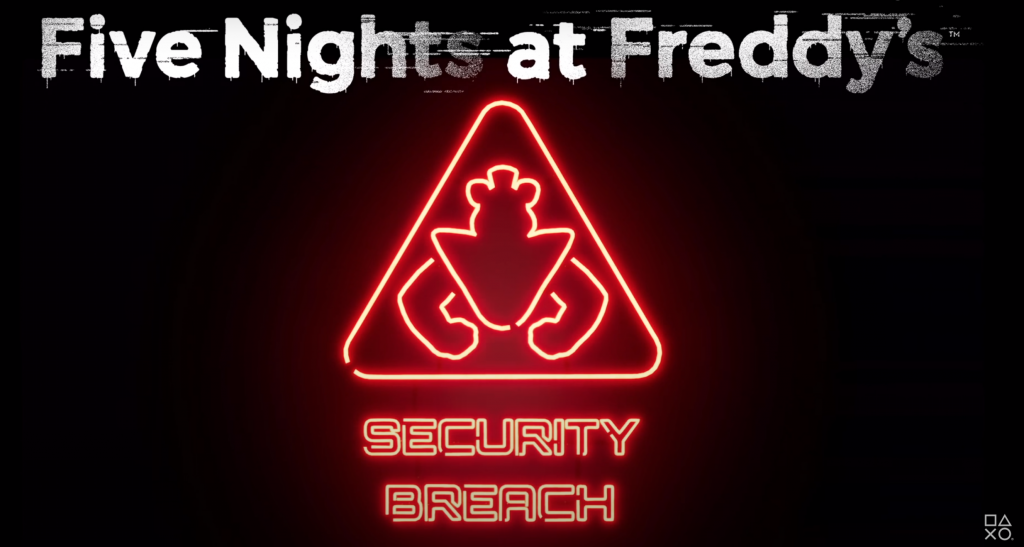 Five Nights At Freddy's: Security Breach Announced at PS5 Event
