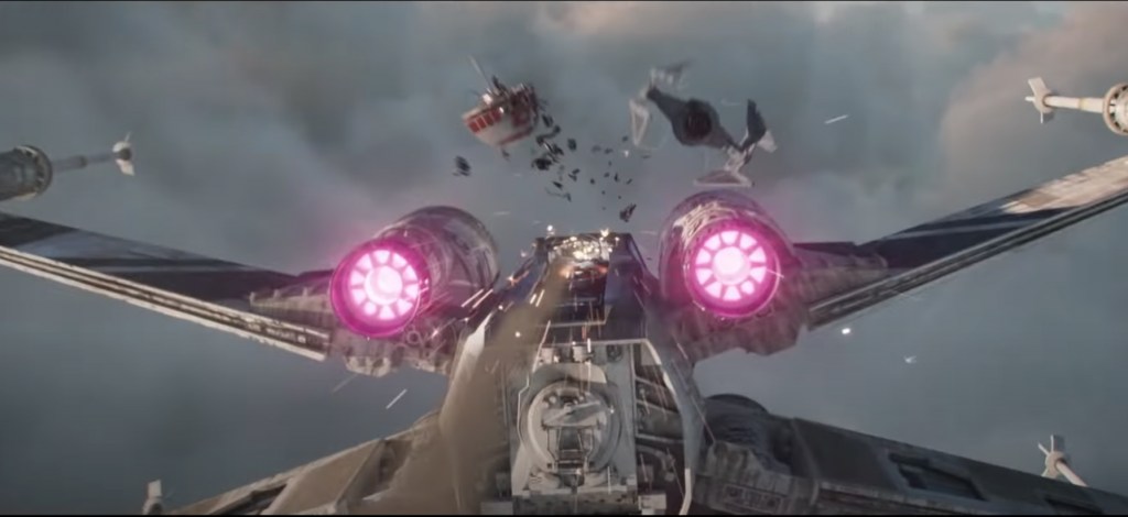 Star Wars: Squadrons Receives New CG Short That Was Created in Tandem with Lucasfilm and ILM