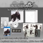 Nier Replicant japanese limited edition