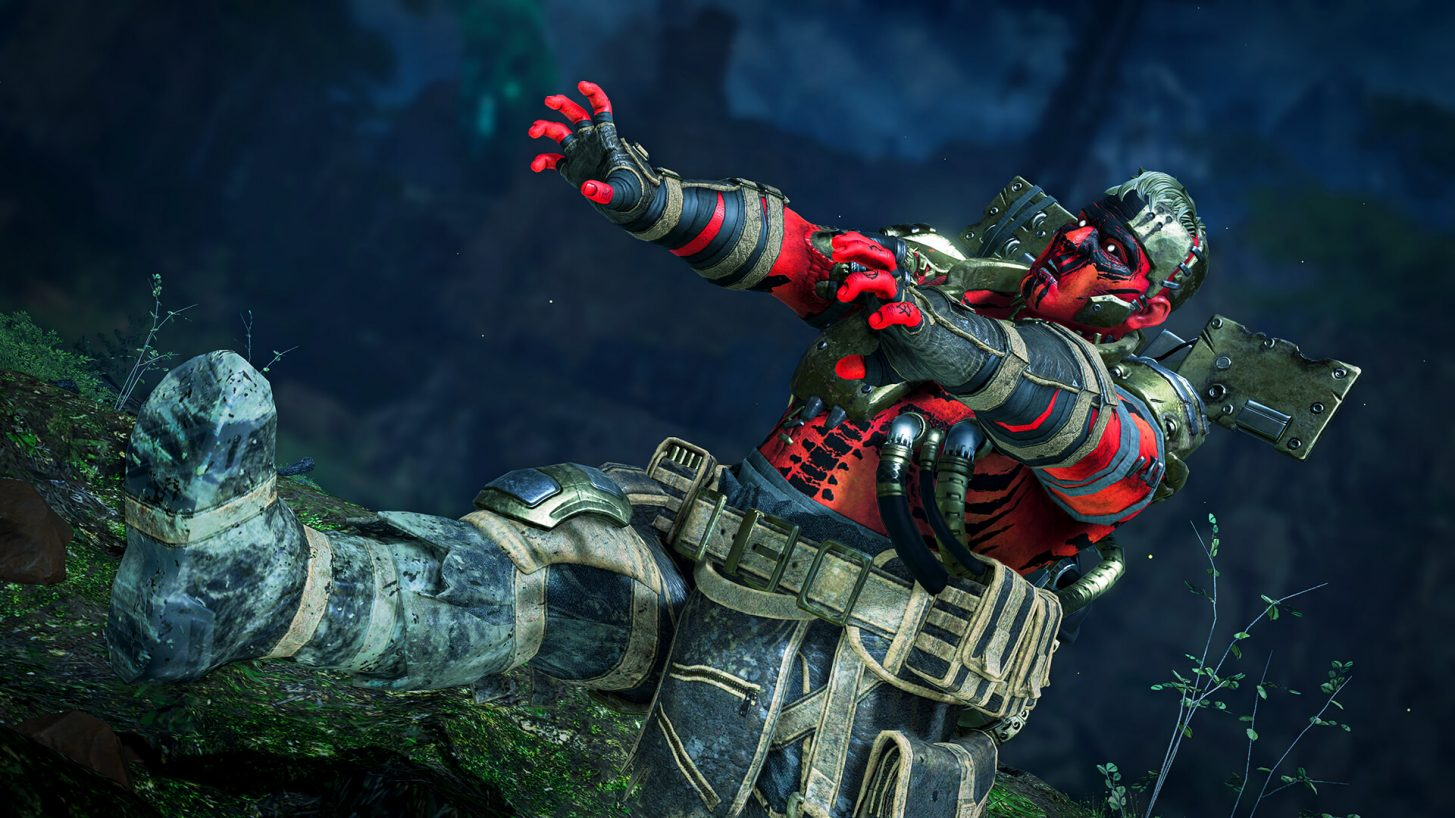 Apex Legends Fight or Fright, Respawn Entertainment