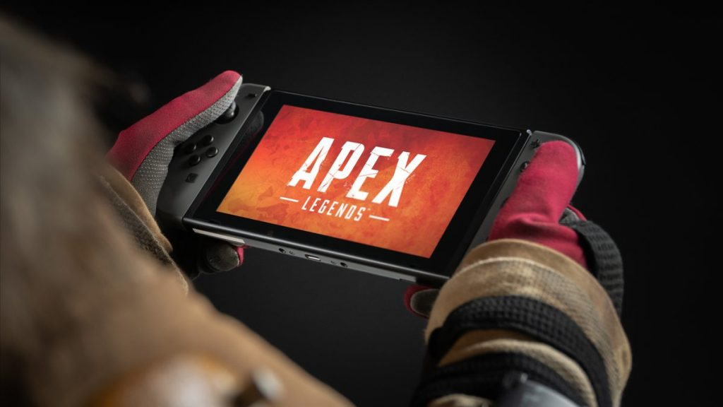 Apex Legends on Switch Has Been Delayed to Next Year