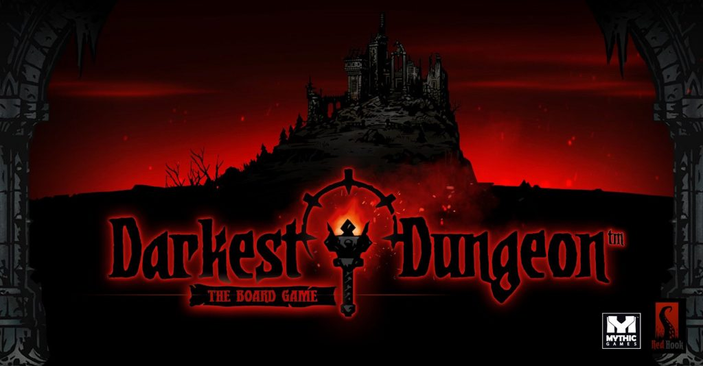 Darkest Dungeon: The Board Game Kickstarter Has Launched and is Already Funded