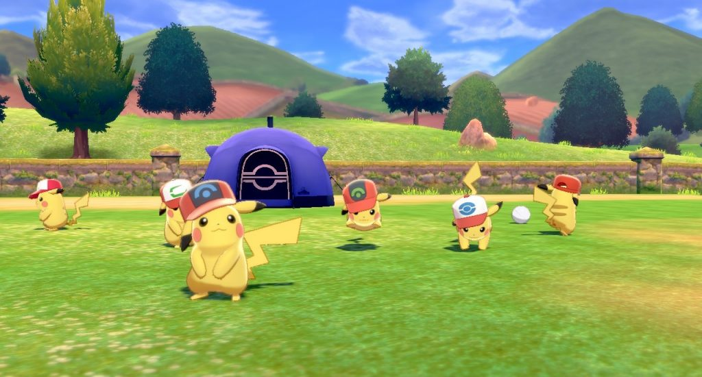 Pokemon Sword and Shield: Get All Ash Hat Pikachus For A Limited Time