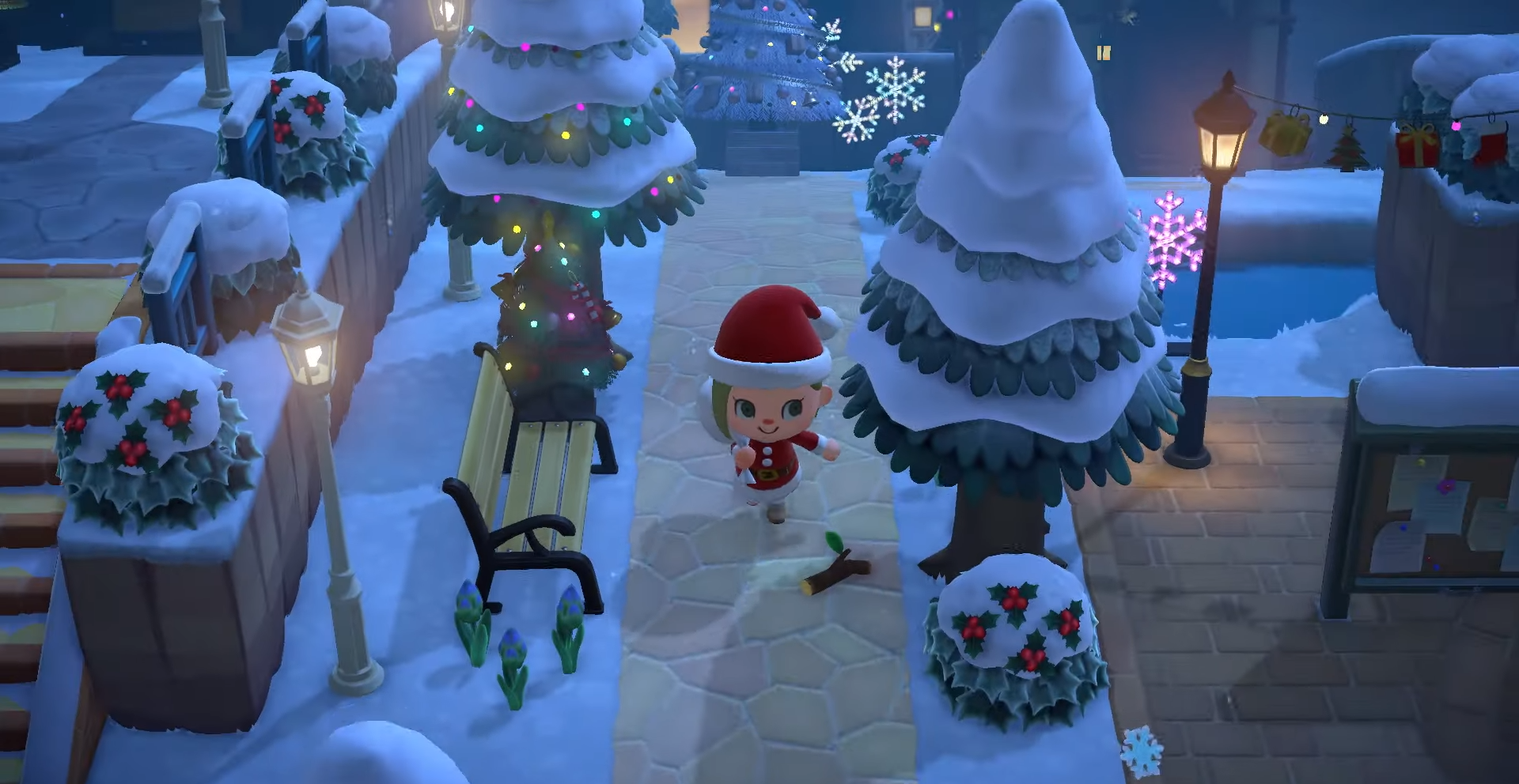 Animal Crossing: New Horizons – When Does The Snow Melt and Go Away? - DualShockers