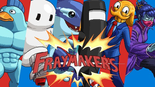 Super Smash Flash 2 Studio Announces New Smash-Inspired Crossover Fraymakers