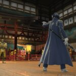 Final Fantasy XIV Patch 5.4 screenshots 10 blue mage in action