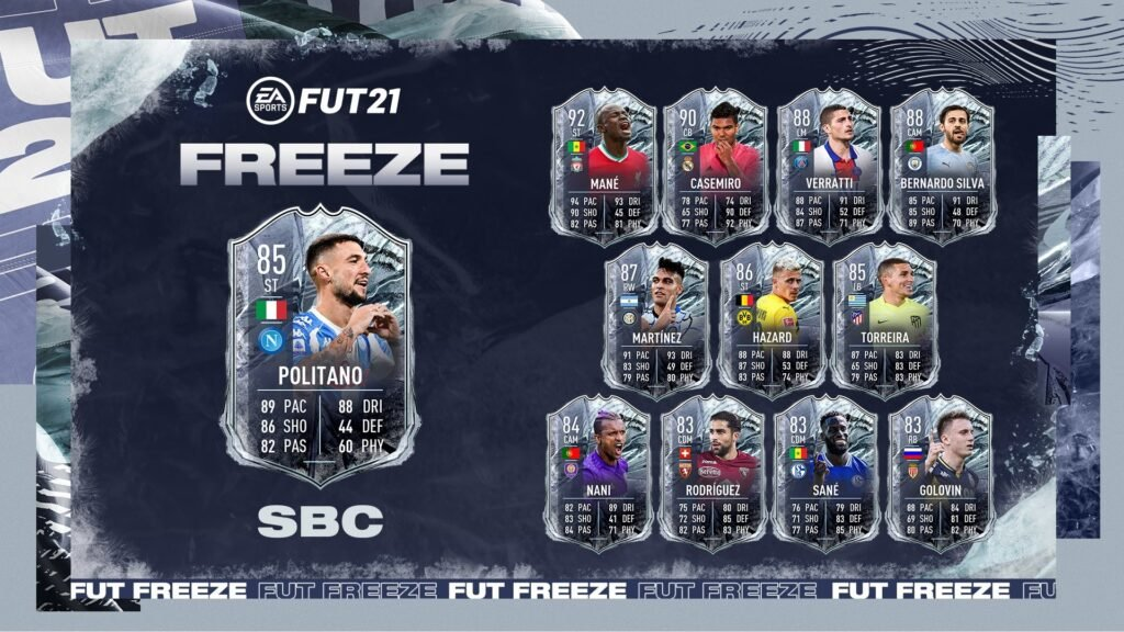 FIFA 21 — How to Complete the Matteo Politano Player SBC