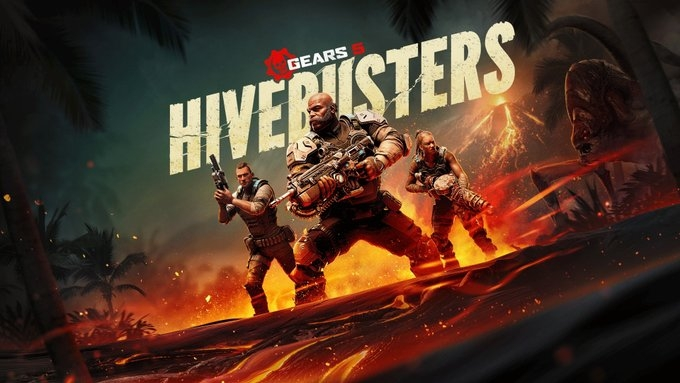 Gears 5 Adds Hivebusters Expansion on December 15