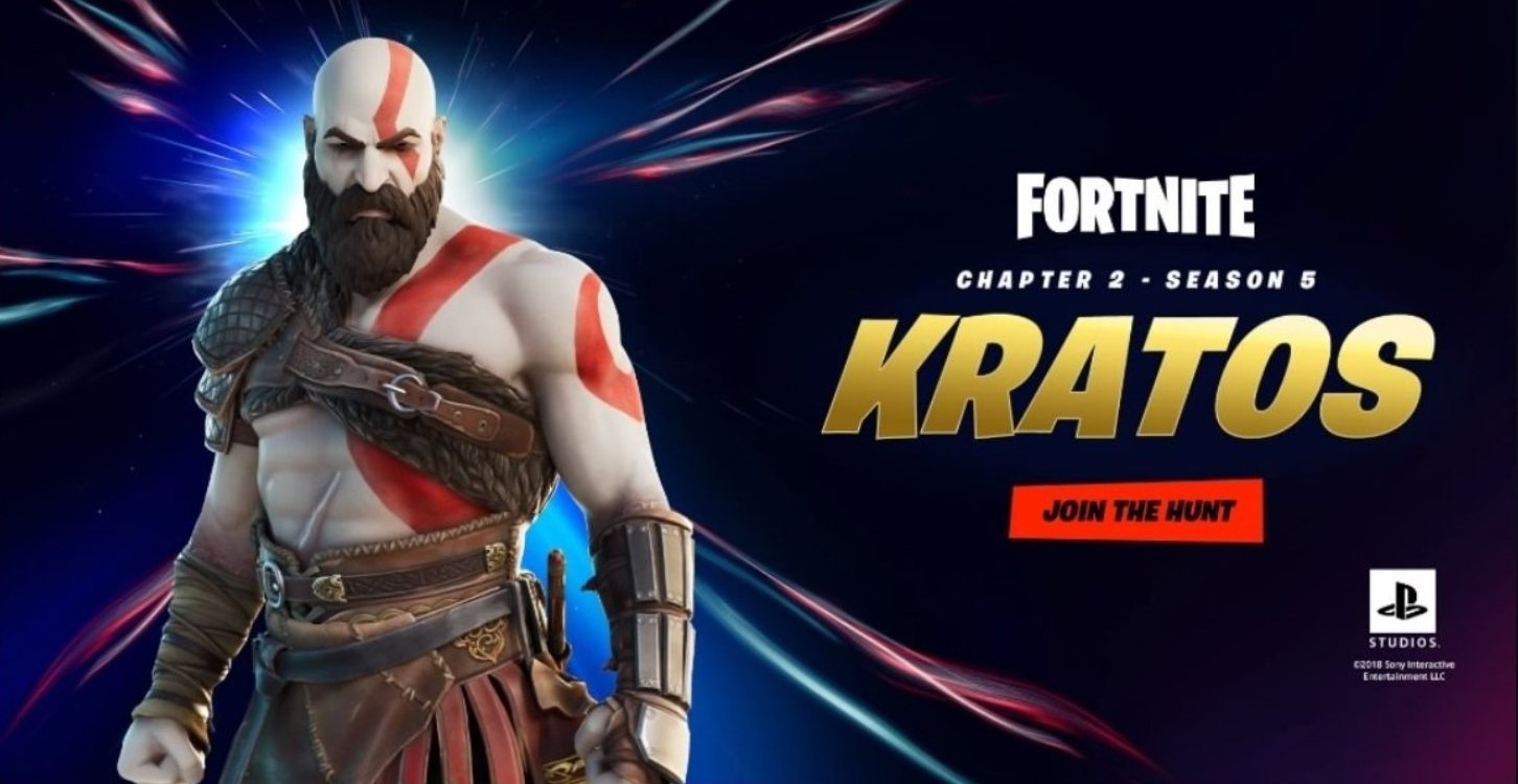 Kratos is Likely Coming to Fortnite and I Can't Wait to See Him Floss