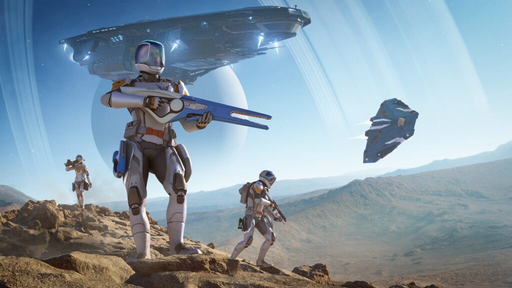 Elite Dangerous: Odyssey Won't Be Out Until Spring 2021
