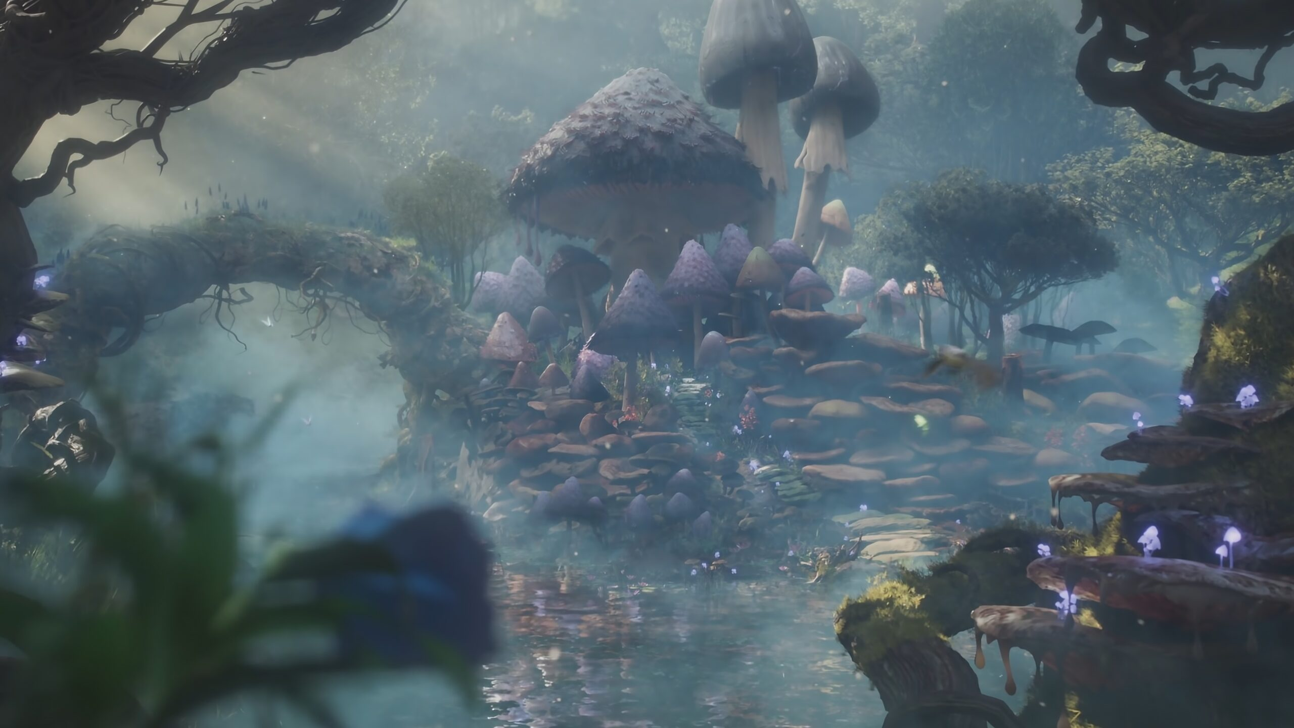 Playground Games Trailer still of magical forest