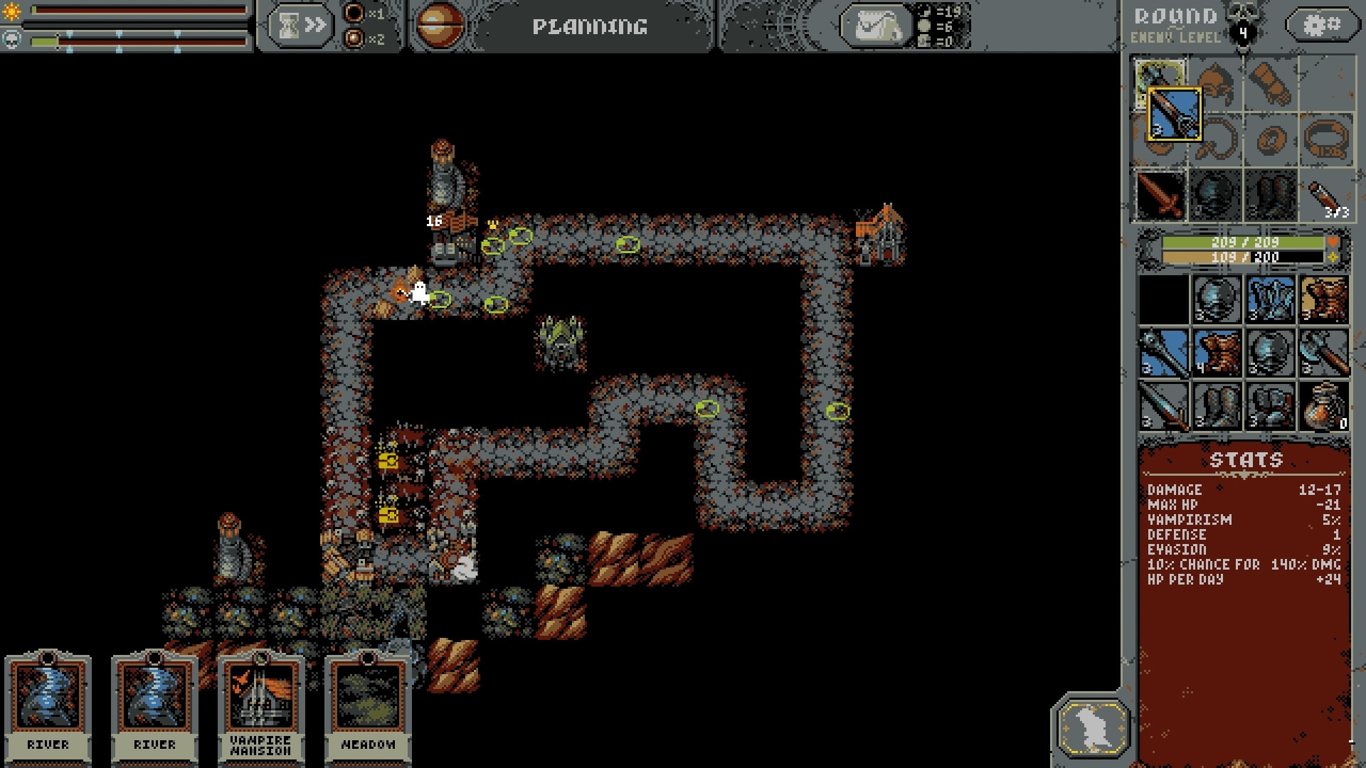Loop Hero is the Roguelike/Idle Game Combination I've Been Dreaming About