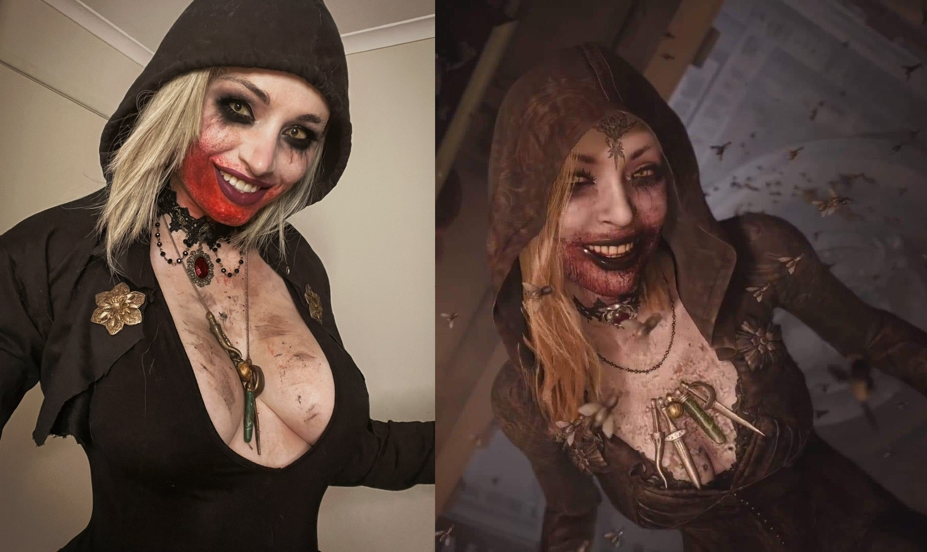 Resident Evil: Village Cosplay Conjures Up One of Lady ...