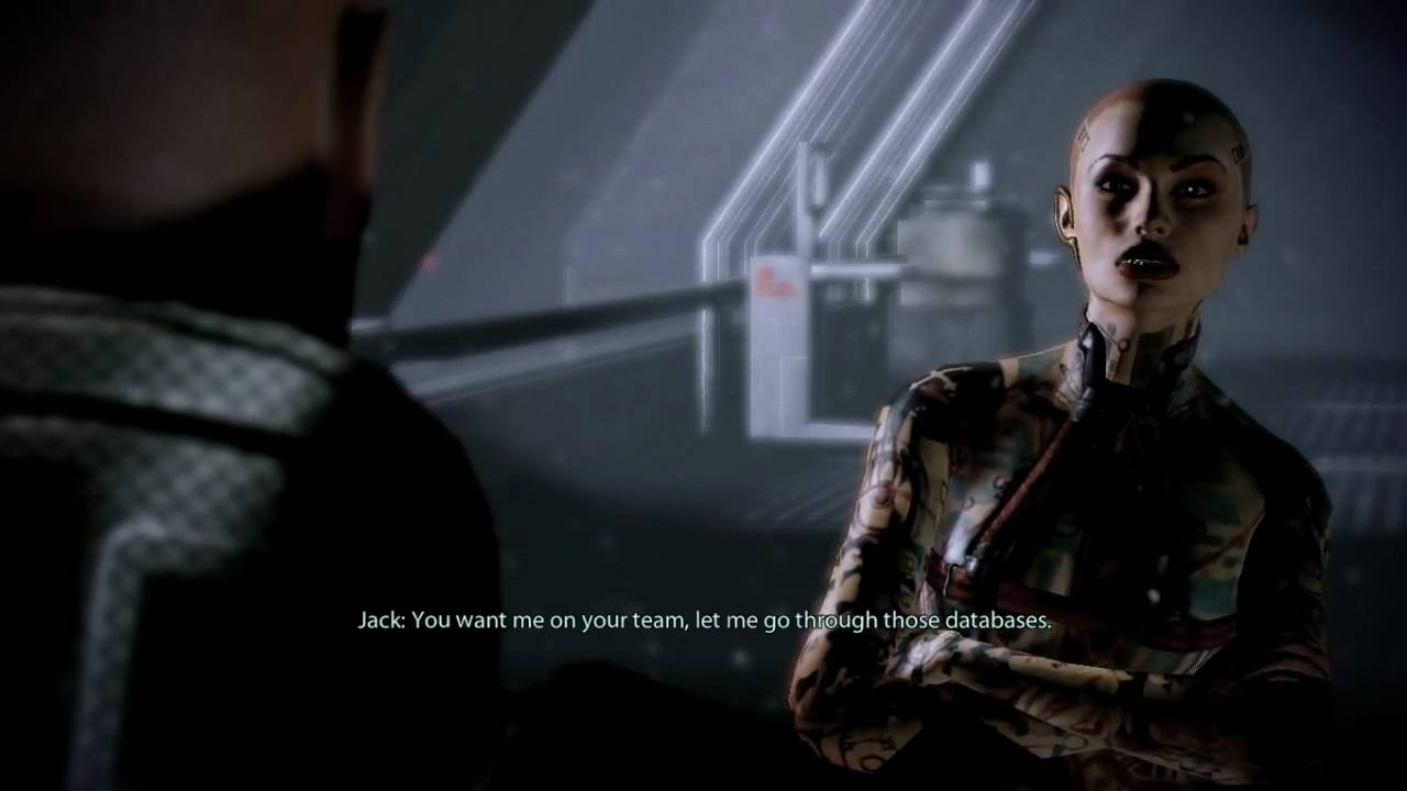 Mass Effect 2 Cut Non-Straight Relationships After Fox News Controversy