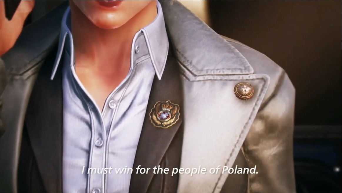 Tekken 7 New Poland Character – What Did Harada Explain About Her? - DualShockers