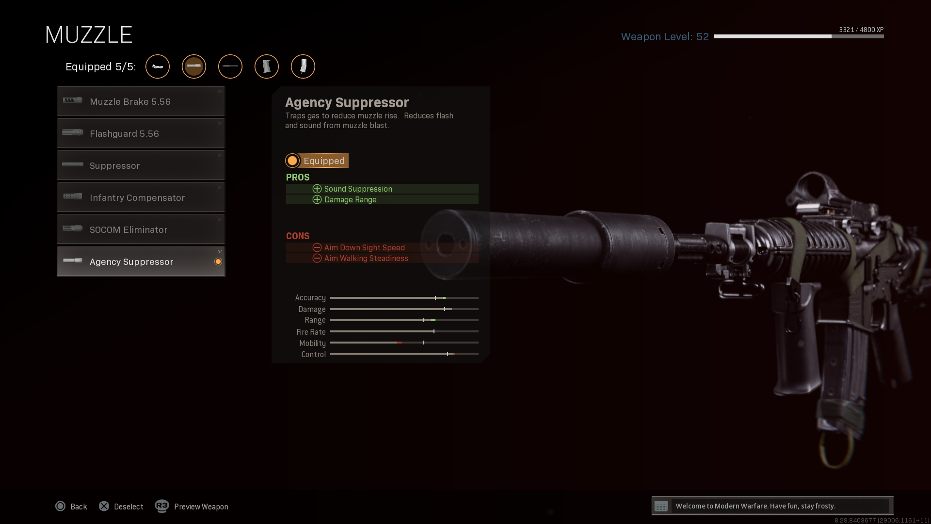 Warzone Season 2 Update (Today, March 3) Agency Suppressor Hotfix – Patch Notes and Size