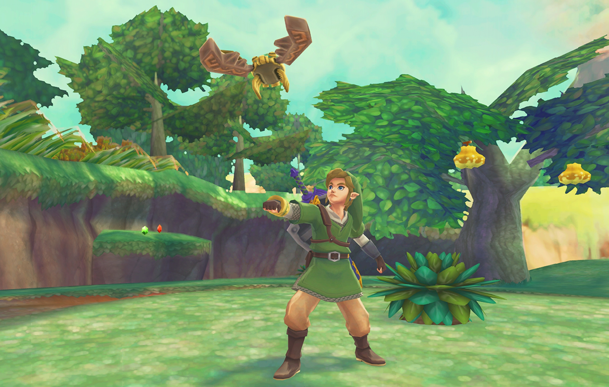 What's happening with The Legend of Zelda 35th Anniversary?
