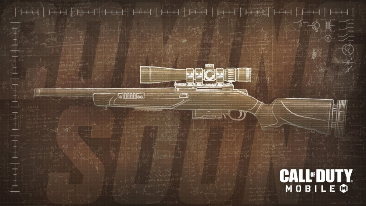 COD Mobile SP-R 208: How To Unlock The New Season 2 Sniper Rifle
