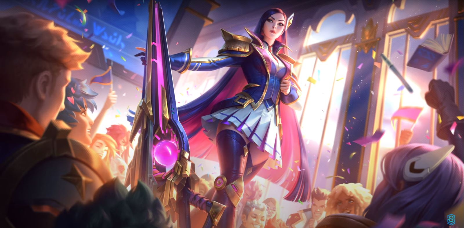 LoL Patch 11.6 – March 2021 Update Skins Revealed
