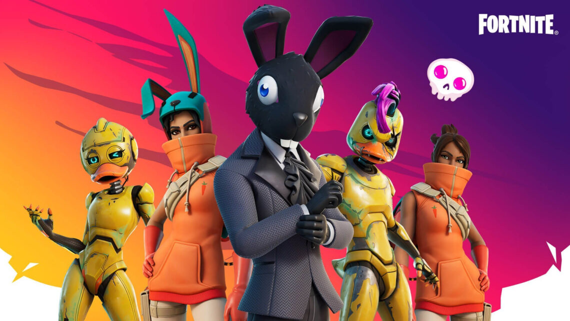 When Will New Skins Come Out In Fortnite Fortnite Easter 2021 Skins Leaked Webster Outfit First Look