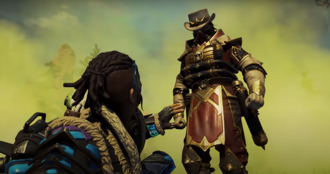 Apex Legends Chaos Theory Collection Event