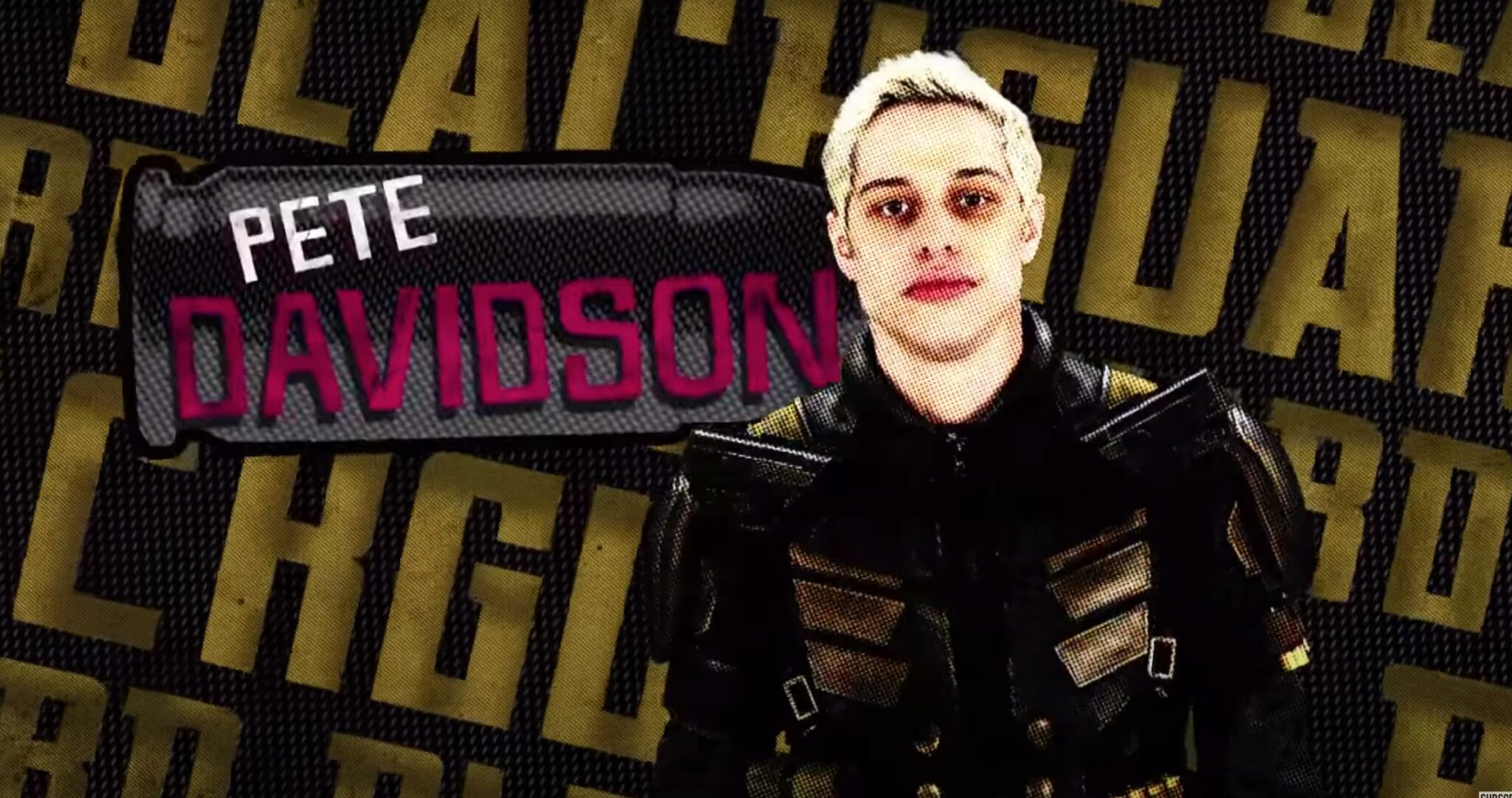 Who is Pete Davidson in Suicide Squad – Character Explained