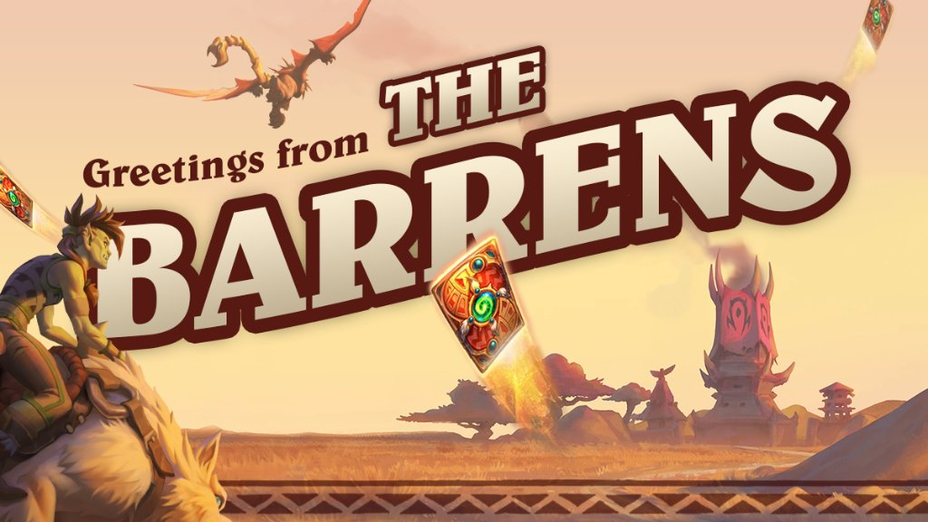 Hearthstone Forged in the Barrens – New Expansion Expected Release Time