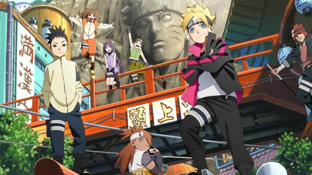 Boruto Chapter 57: Release Date, Time, And Spoilers