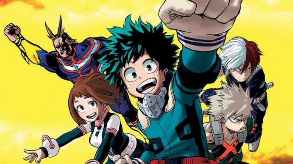 My Hero Academia Season 5 Episode 6 Release Date, Time, and Preview