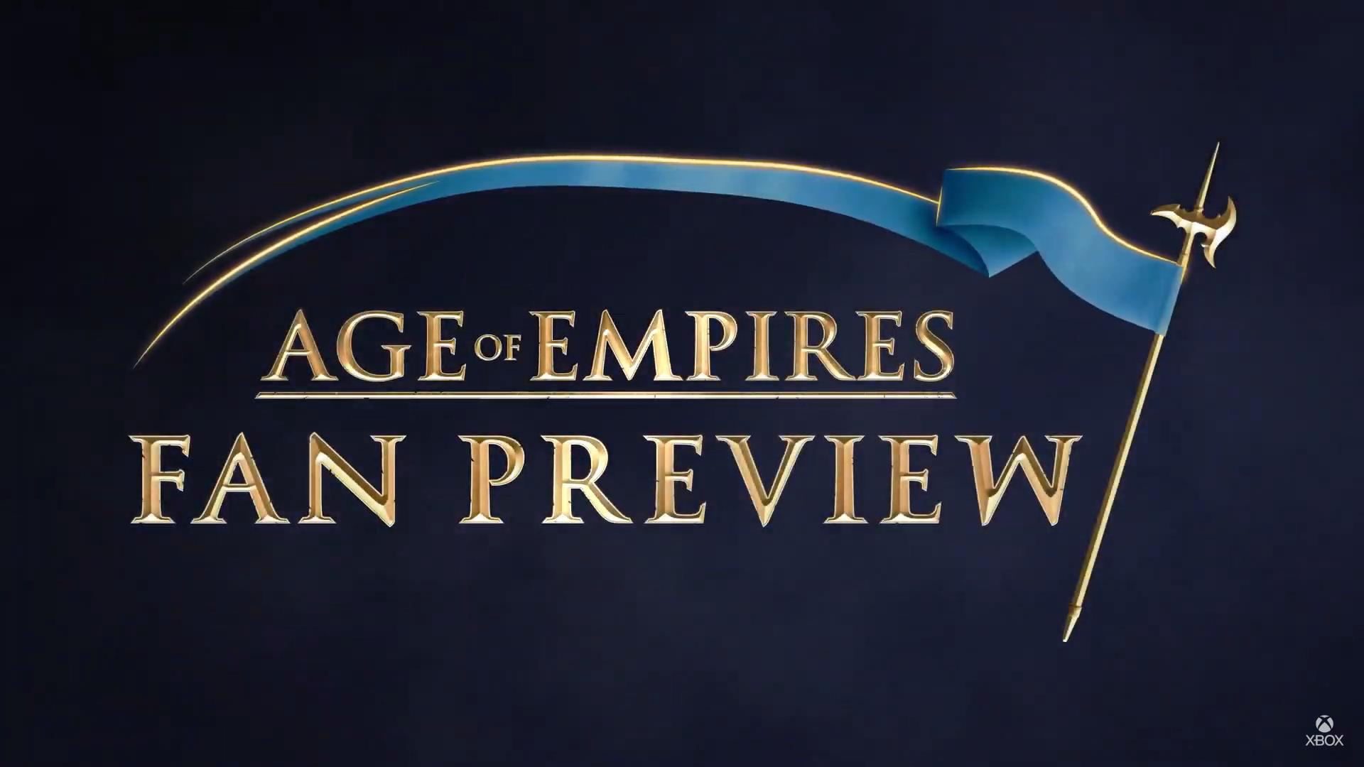 Age of Empires Fan Preview – New Civilization, Campaign, Gameplay